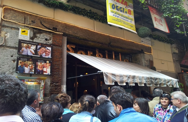 Pizzeria Sorbillo Napoli